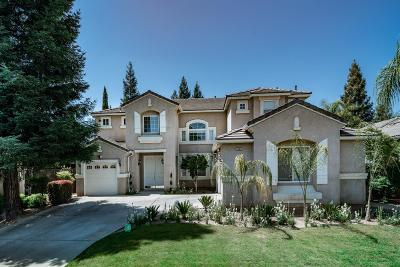 Fresno Single Family Home For Sale: 9869 N Sedona Circle