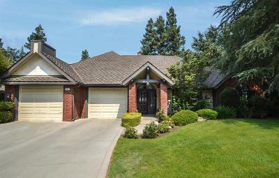 Fresno Condo/Townhouse For Sale: 2555 W Bluff Avenue #101