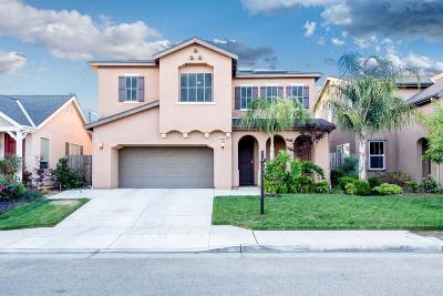 Fresno Single Family Home For Sale: 7442 E Ramona Way