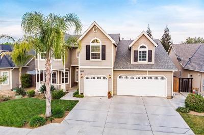Fresno Single Family Home For Sale: 6466 N Bain Avenue