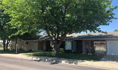 Coalinga Single Family Home For Sale: 1231 Nevada Street
