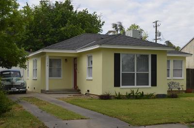 Fresno Single Family Home For Sale: 1126 E Garland Avenue