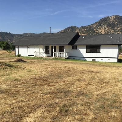 Sanger Single Family Home For Sale: 7965 Buckhorn Drive