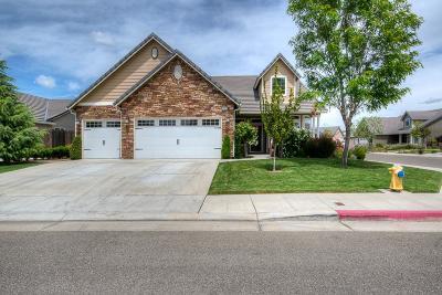 Clovis Single Family Home For Sale: 3167 Twain Avenue