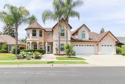 Clovis Single Family Home For Sale: 1076 N Joshua Avenue