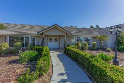 Madera Single Family Home For Sale: 35080 Avenue 13 1/4