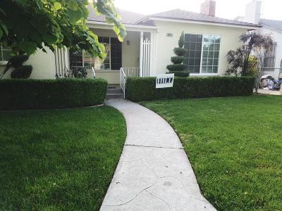 Single Family Home For Sale: 825 N Arthur Avenue