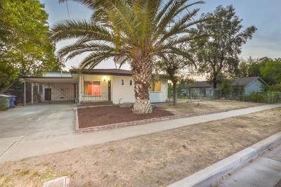 Fresno Single Family Home For Sale: 2535 N Teilman Avenue