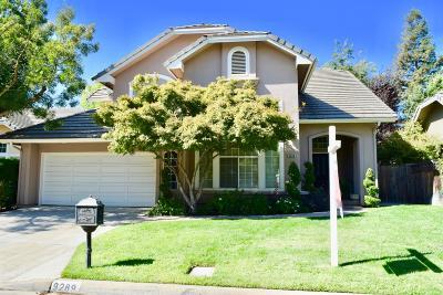 Fresno Single Family Home For Sale: 9289 N Bayford Avenue