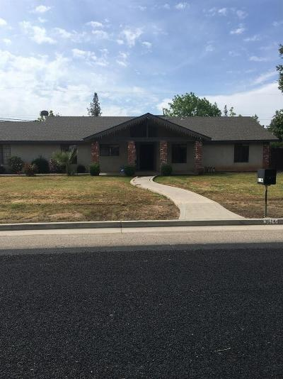 Madera Single Family Home For Sale: 36144 Sparta