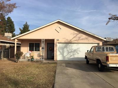 Sanger Single Family Home For Sale: 338 L Street