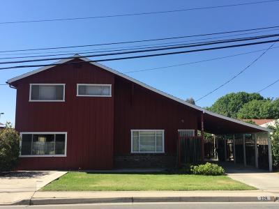Coalinga Single Family Home For Sale: 224 E Cherry Lane