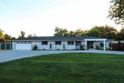 Fresno Single Family Home For Sale: 3835 N Wishon Avenue