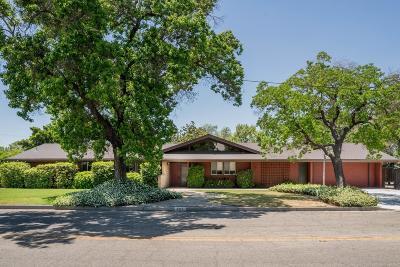 Sanger Single Family Home For Sale: 201 Hill Avenue