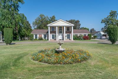 Clovis Single Family Home For Sale: 5090 Amber Avenue