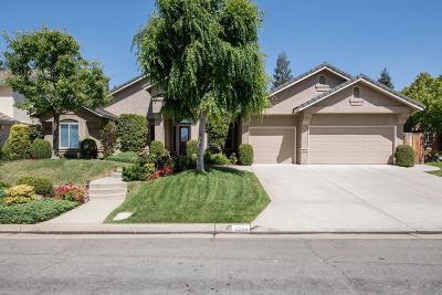 Fresno Single Family Home For Sale: 8886 N 10th Street