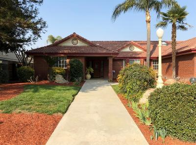 Kingsburg CA Single Family Home For Sale: $394,900