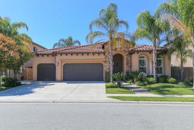 Fresno Single Family Home For Sale: 1295 E Via Marbella Drive