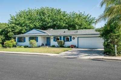 Clovis Single Family Home For Sale: 2196 Mitchell Avenue