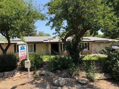 Madera Single Family Home For Sale: 19403 Diablo Road