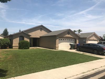 Sanger Single Family Home For Sale: 510 7th Street