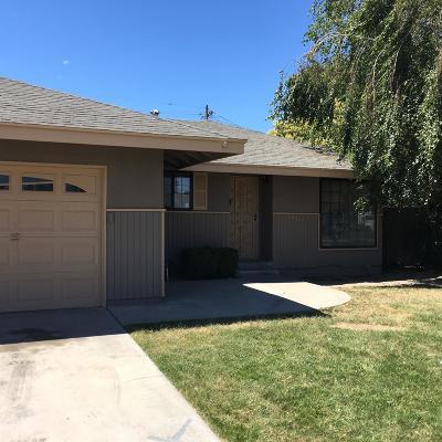 Kerman Single Family Home For Sale: 15335 W San Joaquin Avenue