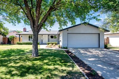 Selma Single Family Home For Sale: 1349 Aspen Street