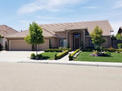 Kingsburg CA Single Family Home For Sale: $599,000