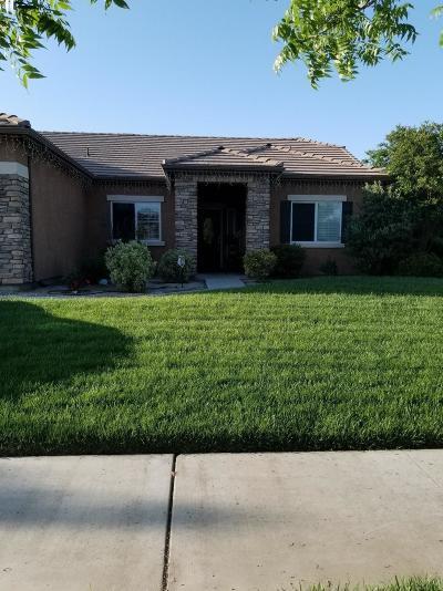Visalia Single Family Home For Sale: 5100 W Reese Court