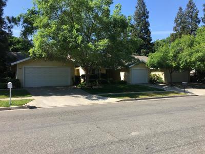 Fresno Multi Family Home For Sale: 465 E Muncie Avenue