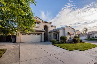 Fresno Single Family Home For Sale: 6657 W Celeste Avenue