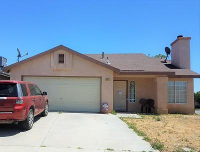 Coalinga Single Family Home For Sale: 211 Willow Springs Avenue