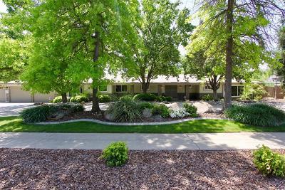 Fresno Single Family Home For Sale: 2505 W Bullard Avenue