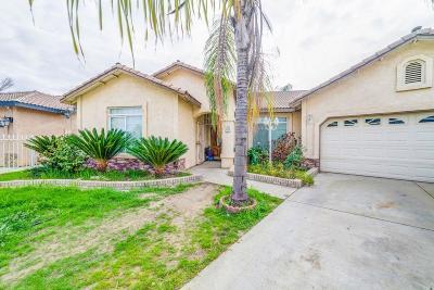 Selma Single Family Home For Sale: 2761 Goldridge Street
