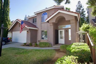 Fresno Single Family Home For Sale: 8390 N Sharon Avenue