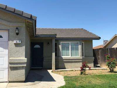 Madera Single Family Home For Sale: 1821 Hoover Avenue