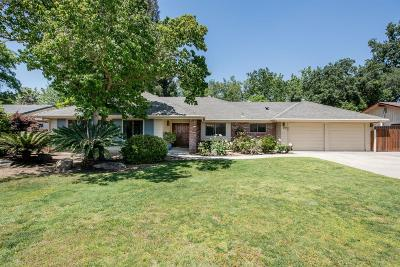 Sanger Single Family Home For Sale: 167 Wilderness Drive