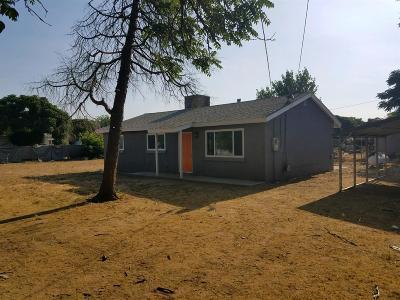 Sanger Single Family Home For Sale: 3946 S Fairbanks Avenue