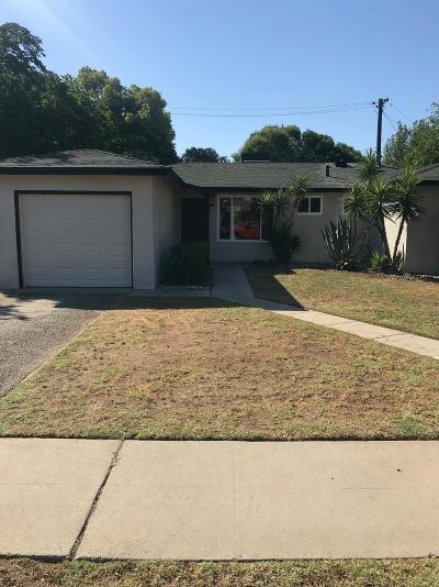 Single Family Home For Sale: 4410 N Augusta Street