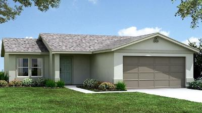 Sanger Single Family Home For Sale: 637 9th Street