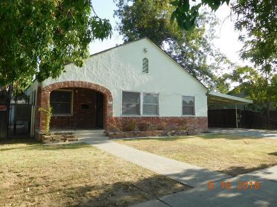 Coalinga Multi Family Home For Sale: 168 Washington St. Street