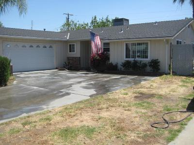 Fresno Single Family Home For Sale: 3898 E Buckingham Way