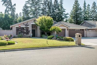 Fresno Single Family Home For Sale: 7249 N Babigian Avenue