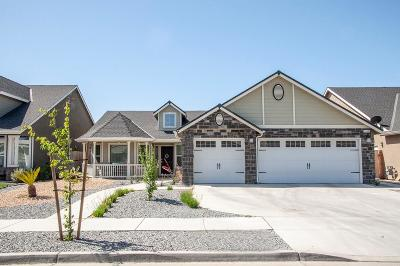 Visalia Single Family Home For Sale: 3743 W Vine Avenue