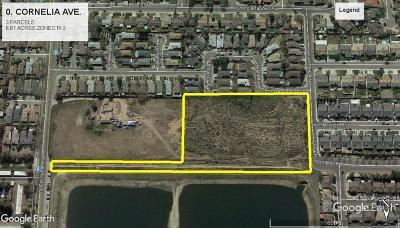 Fresno Residential Lots & Land For Sale: Cornelia Avenue
