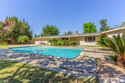 Fresno Single Family Home For Sale: 2017 S Claremont Avenue