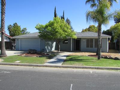 Madera Single Family Home For Sale: 517 Sundance Lane