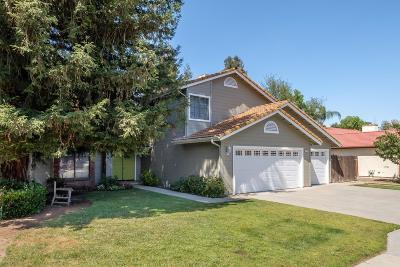 Clovis Single Family Home For Sale: 2529 Purvis Avenue