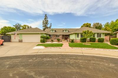 Clovis Single Family Home For Sale: 1509 Douglas Avenue