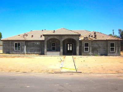 Madera Single Family Home For Sale: 19445 Panoramic Drive
